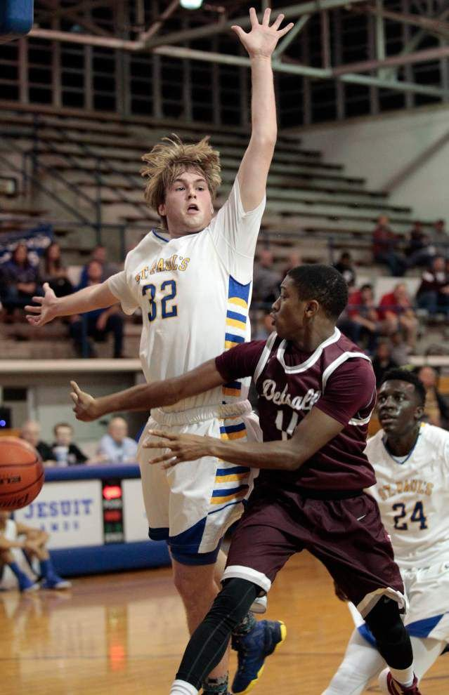 Check out the New Orleans area prep report: results from the state wrestling tournament and this week's boys basketball schedule _lowres