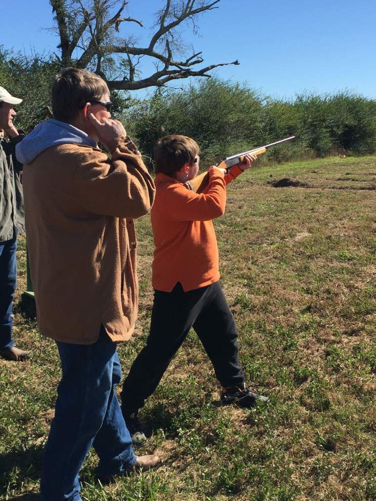St. Helena 4-H members participate in Shooting Sports Day _lowres