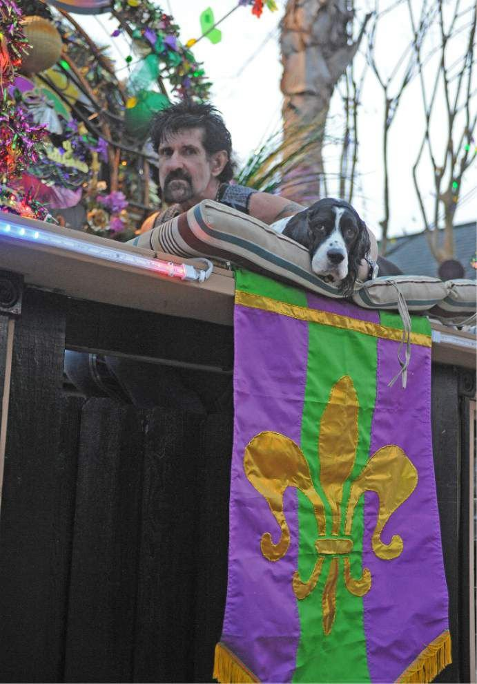 Photos: Krewe de Carnivale en Rio _lowres