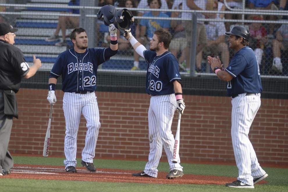 Photos: LHSAA State Championship Baseball _lowres