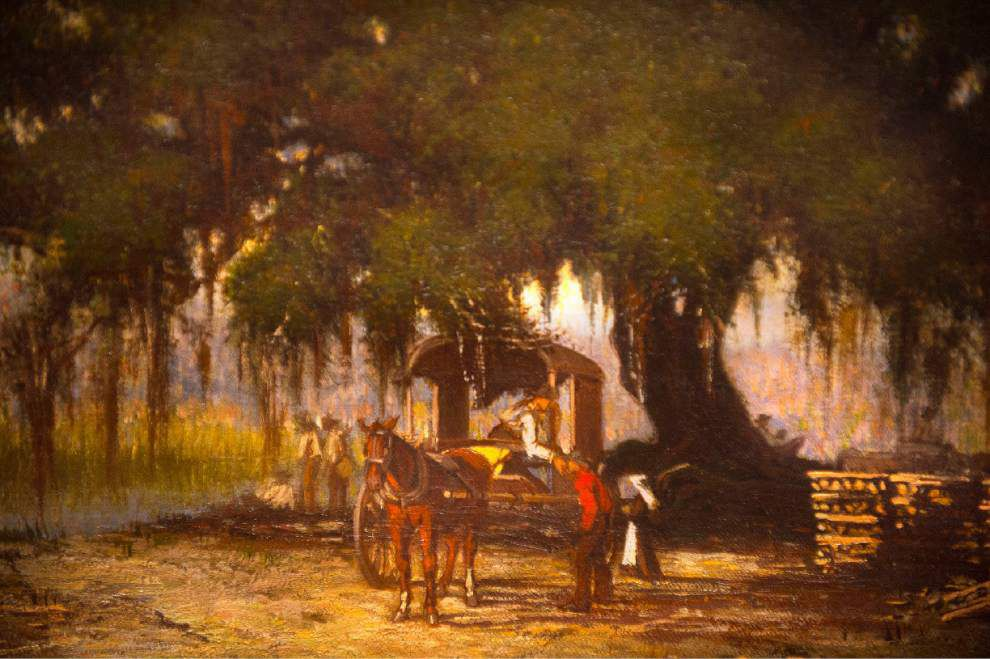 Landscape Architects: Exhibit Traces path of first landscape painters in America _lowres