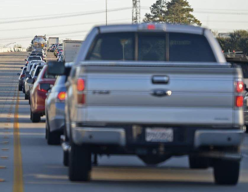 Another day, another report bashes Louisiana's roads, bridges, drivers _lowres