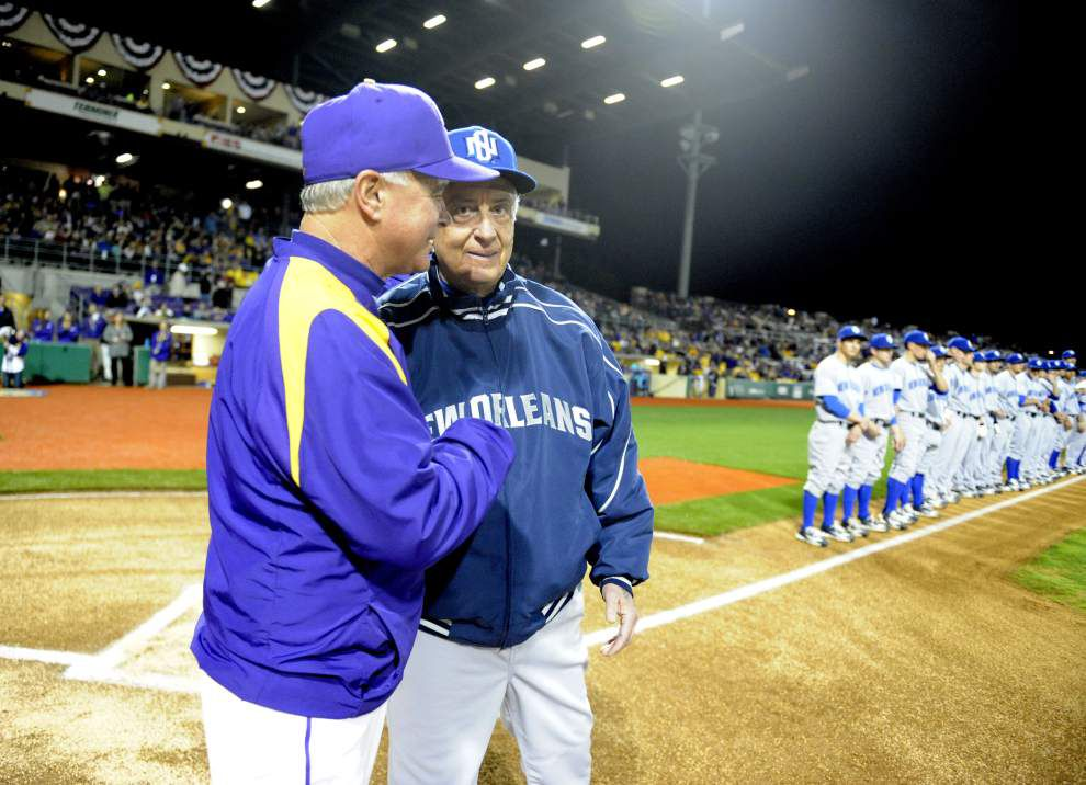 Ron Maestri on stepping down as UNO baseball coach: 'Coming back wasn't something I was looking for' _lowres