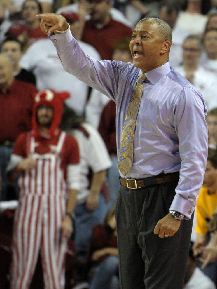 One special Saturday gave the LSU men a boost heading into the SEC tournament _lowres