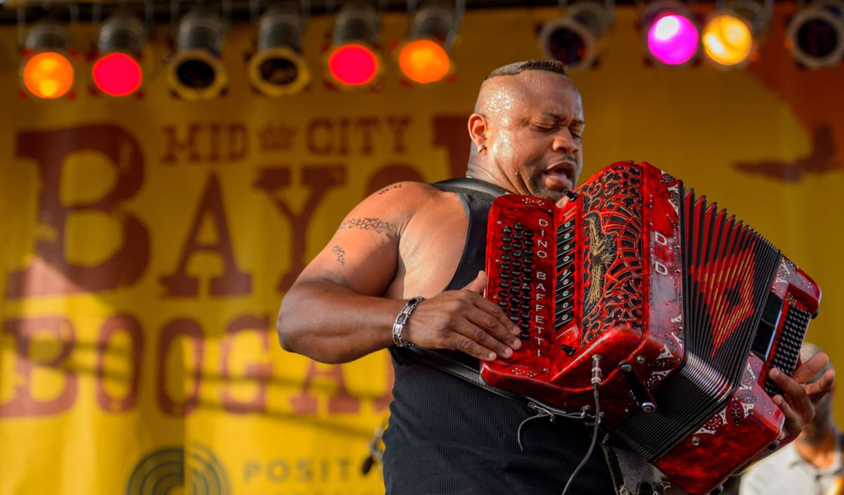 Dwayne Dopsie at Bayou Boogaloo copy for Red