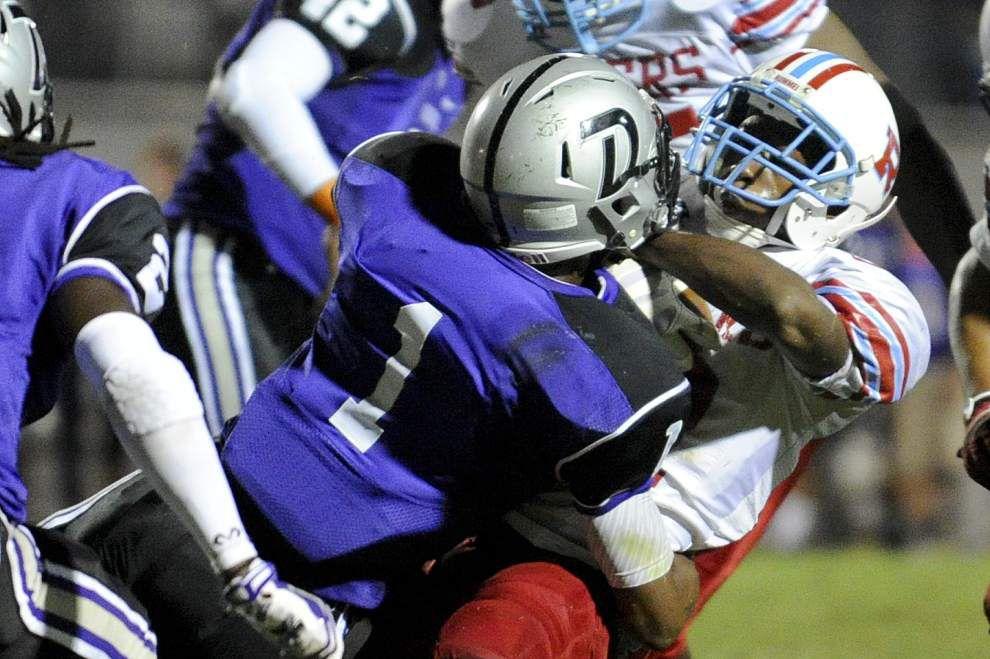Dutchtown safety Justin Reid picks Stanford _lowres
