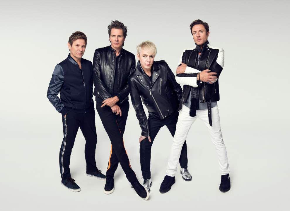 Duran Duran to headline New Orleans' Smoothie King Center in April 2016 _lowres