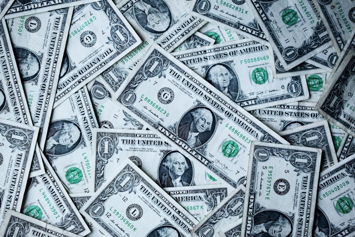 stock money photo
