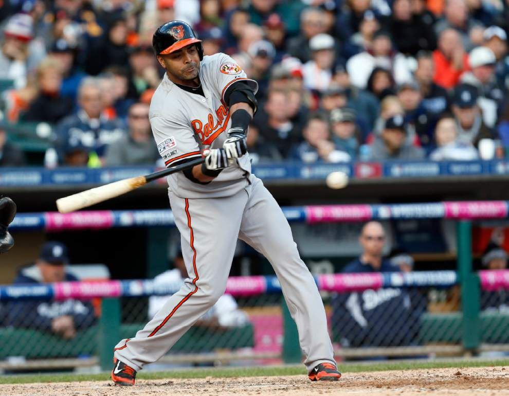 Royals, Orioles: A study in contrasting offenses coming into ALCS _lowres