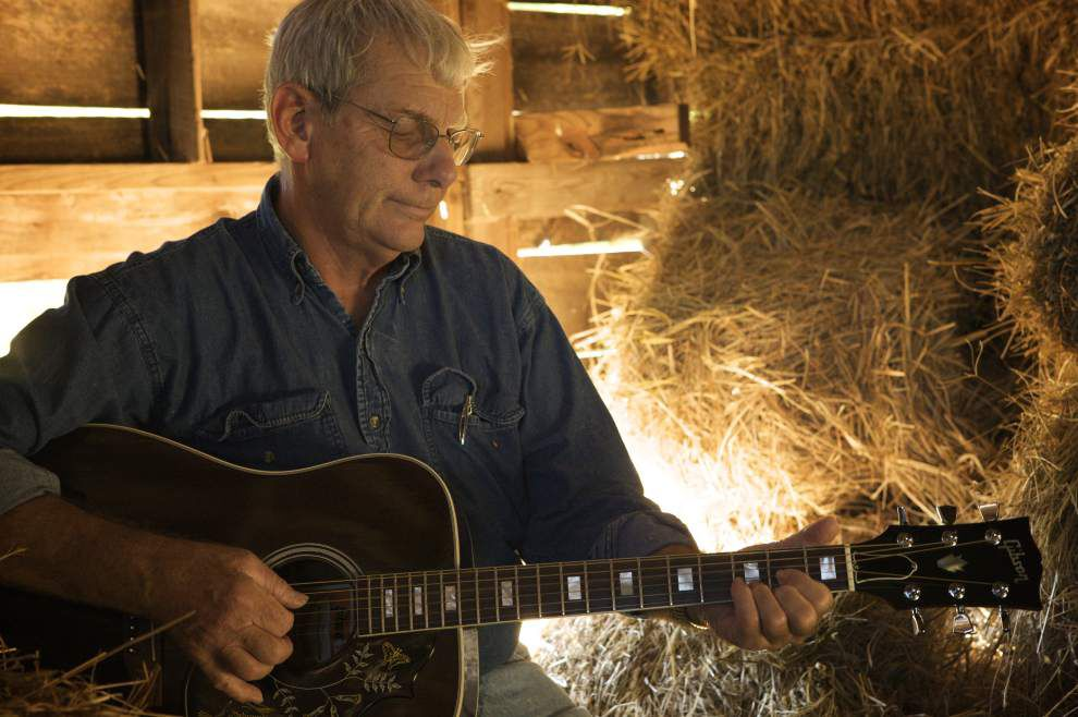 Jim Avett, father of The Avett Brothers, talks music career ahead of Dyson House show _lowres