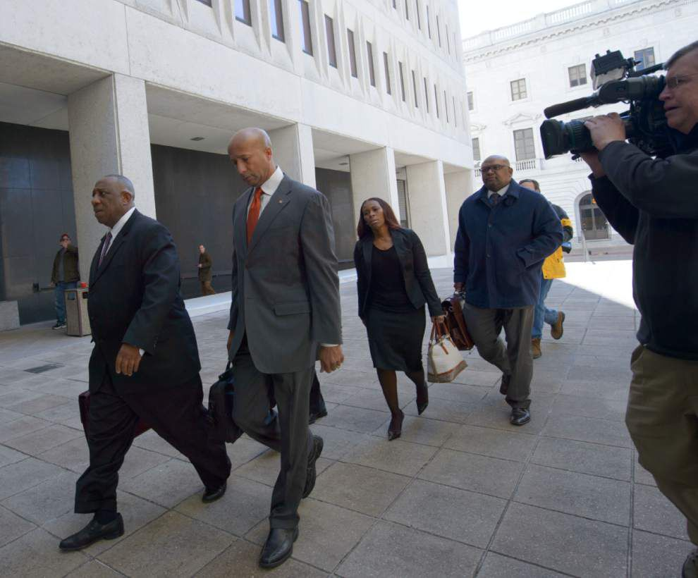 Ray Nagin's attorney says former mayor never bribed _lowres