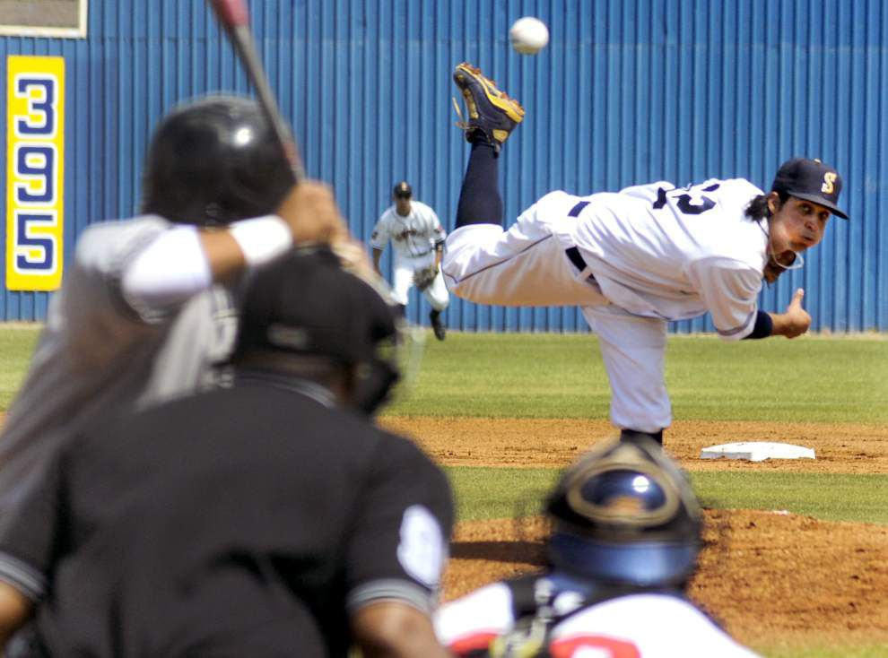Southern plays final SWAC series at Grambling _lowres