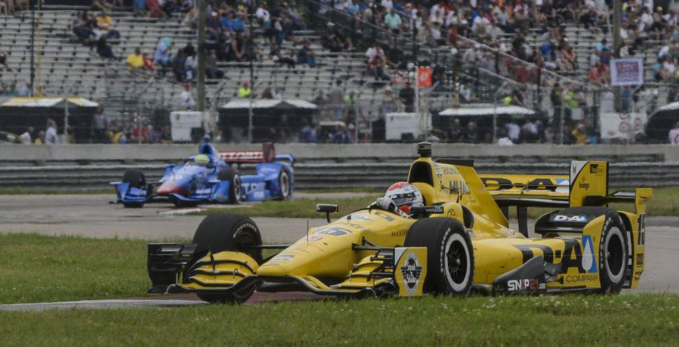 Watching your first IndyCar race Saturday? Here are some basics. _lowres