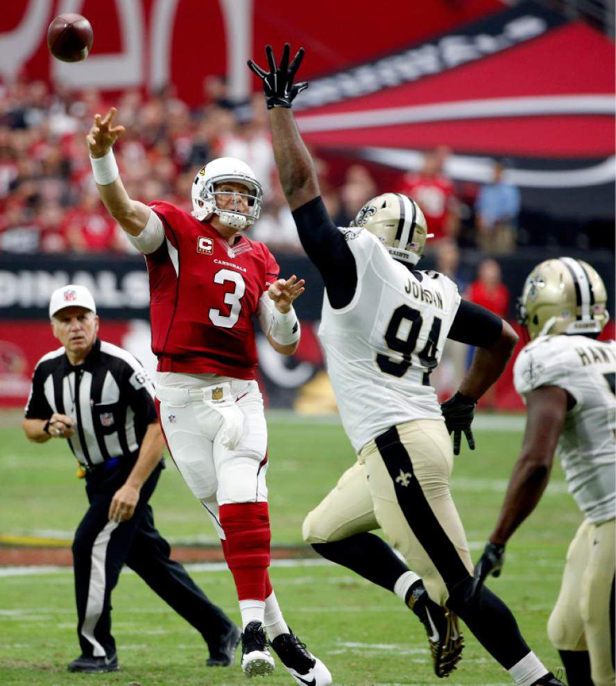 Nick Underhill's film review: Not all bad news for Saints' offense, defense in loss to Cardinals _lowres