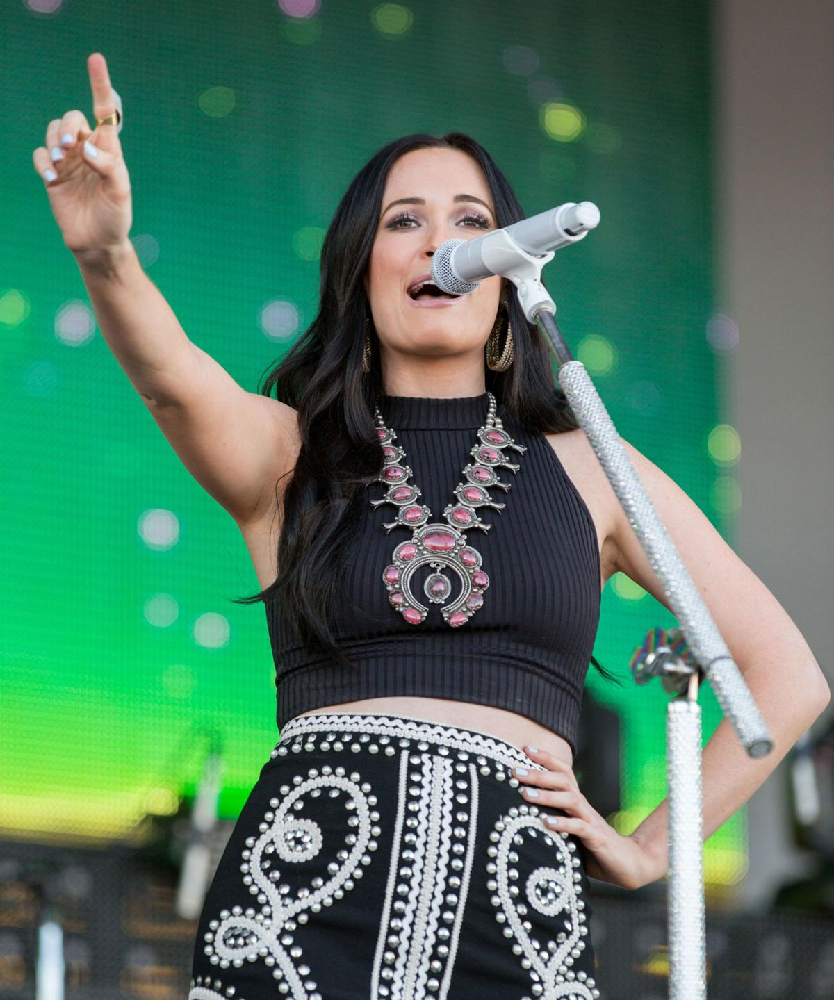 High Horse Kacey Musgraves: Bayou Country Superfest Returns To Superdome With George
