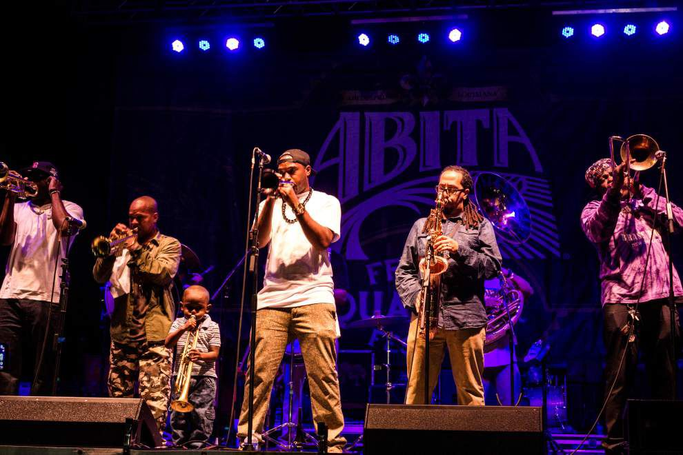 Satchmo SummerFest to feature new exhibit, lots of Louis Armstrong-inspired music, 'beloved by new generations of musicians and fans' _lowres