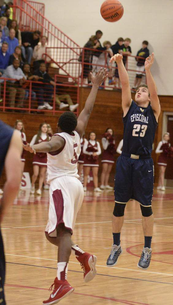Chris Beckman Jr.'s late free throws help Episcopal edge Dunham _lowres