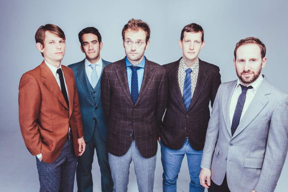 Hearing blues, rock and classical music the Punch Brothers way _lowres