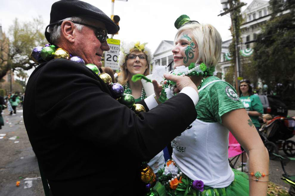 St. Patrick's Day parties, parades in New Orleans area: Routes, times, more info _lowres