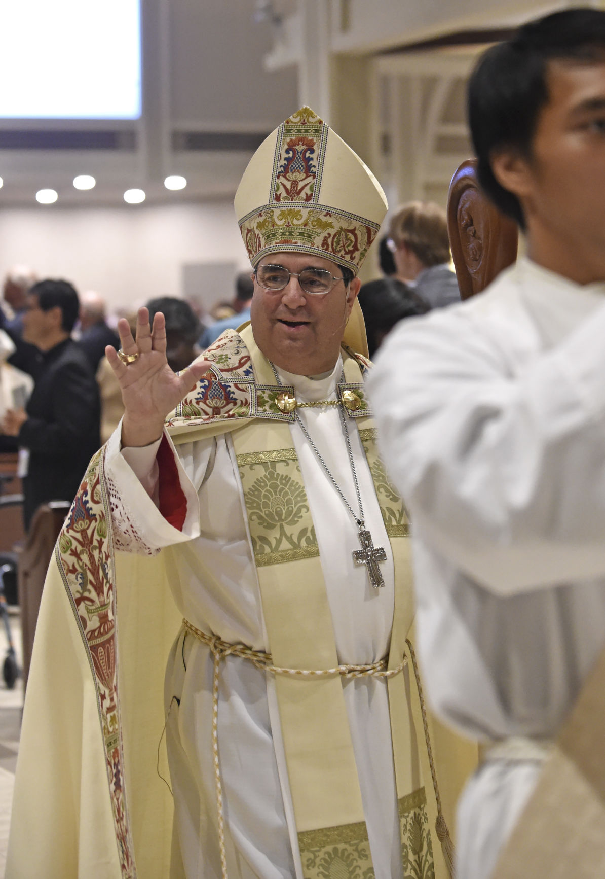 Hope In The Lord Future Baton Rouge Bishop Michael Duca Shares