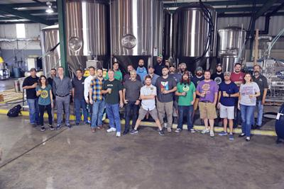 Louisiana Craft Brewers Guild group shot