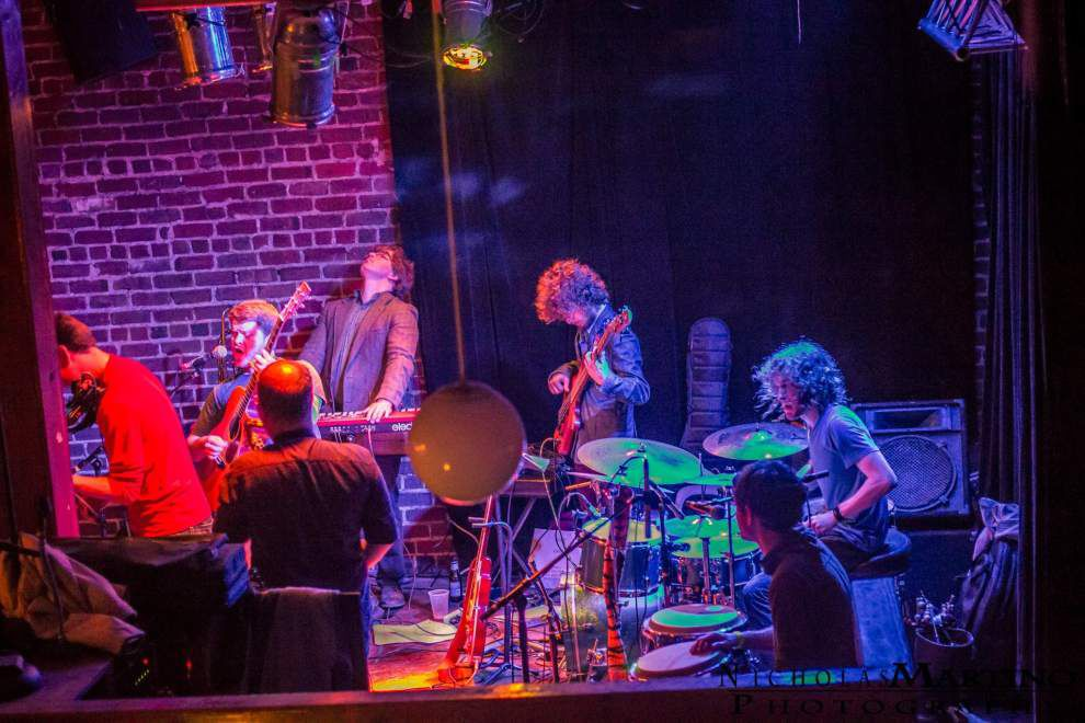 Local band Burris' sound 'Meant to Be' _lowres