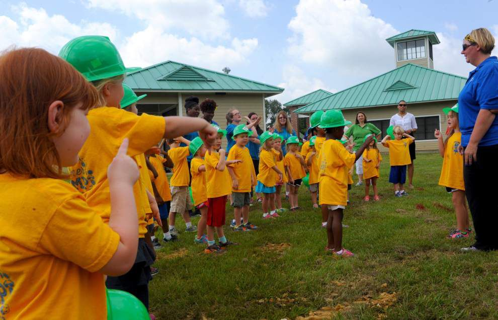 Playground construction begins; splash pad coming to Zachary Community Park _lowres