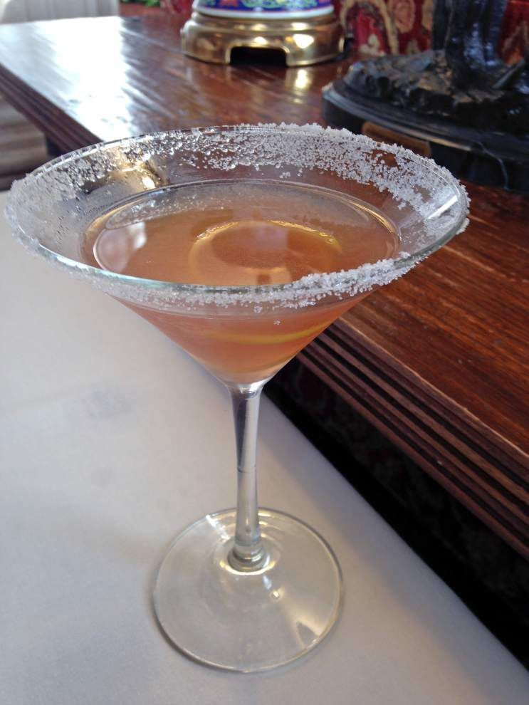 Side Dish: Fig-flavored drink something different for the Derby _lowres