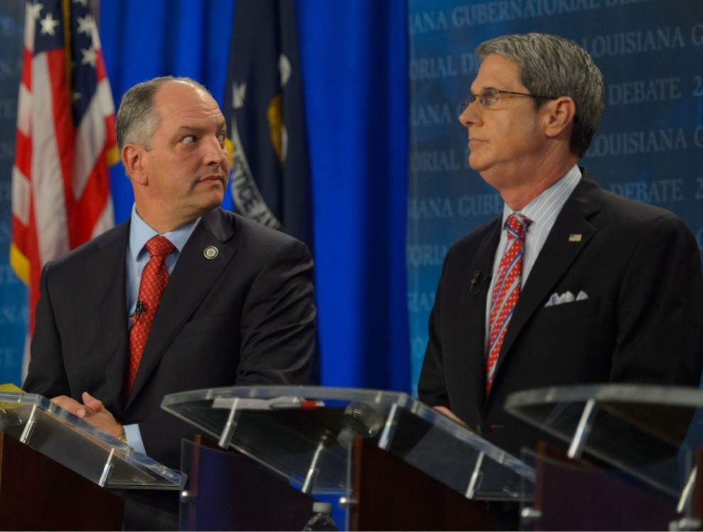 Lanny Keller: Attacking moral character of U.S. Sen. David Vitter is wrong strategy for Louisiana gubernatorial candidates _lowres