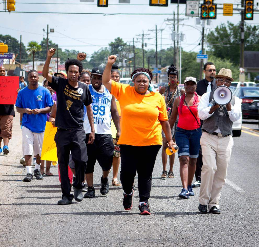 Denver Police Shooting Sued: New Lawsuit Over Protester Arrests After Baton Rouge