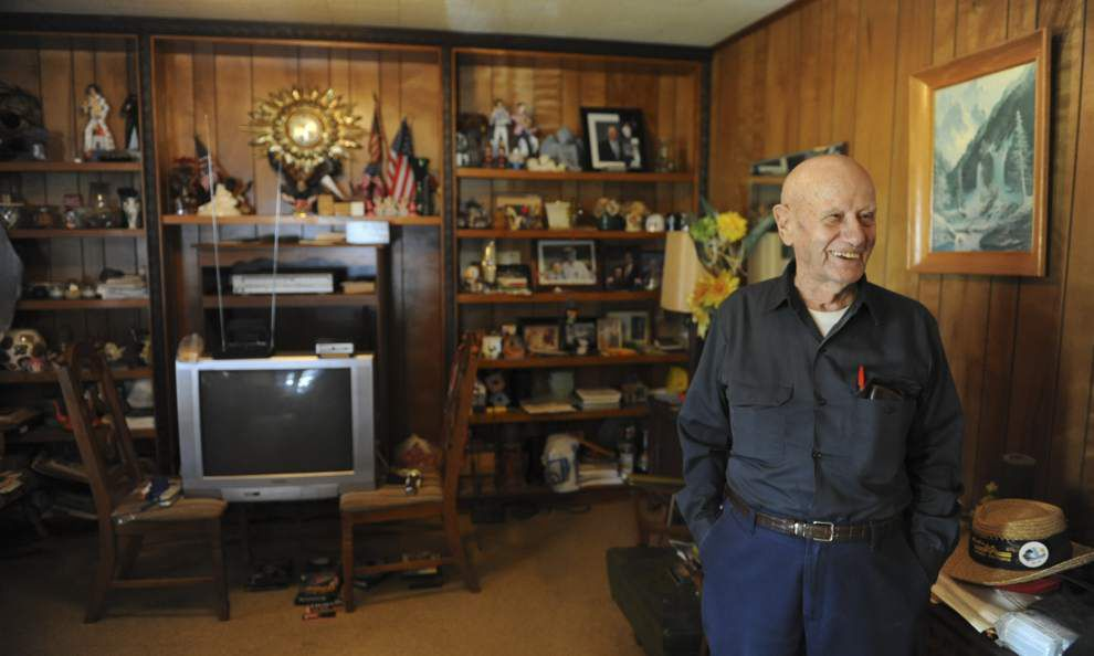 Breaux Bridge veteran, 93, wins the battle of the bill; next up is push for a 'super clinic' for Lafayette _lowres