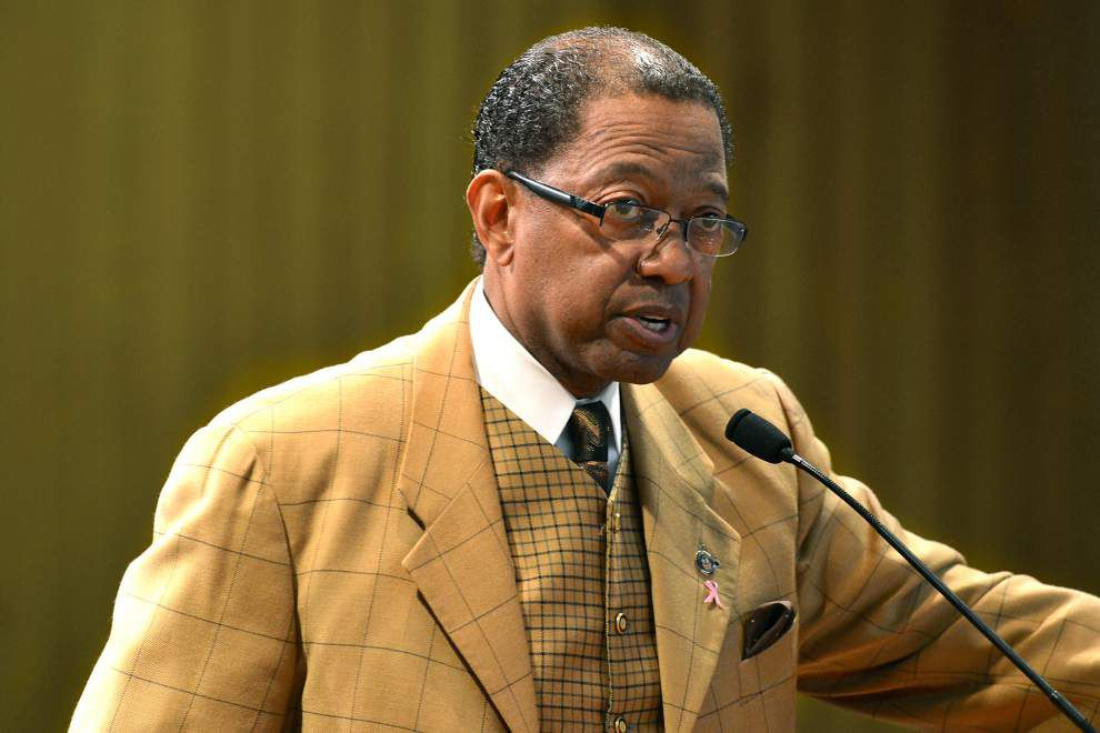 Baton Rouge Mayor Kip Holden says new state tax hikes in effect today 'dangerous,' apocalyptic _lowres