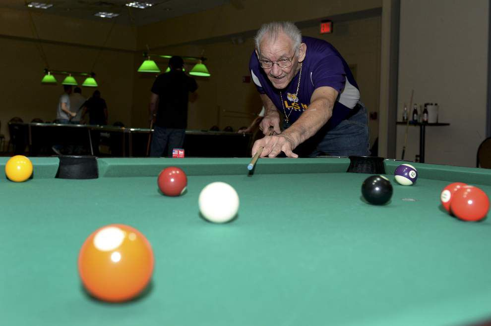 Photos: Three generations of pool players _lowres