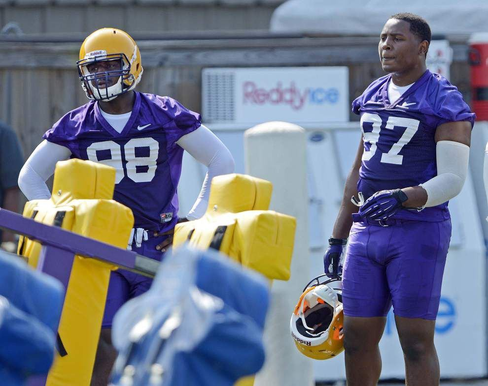 LSU's Frank Herron looking to be disruptive force _lowres