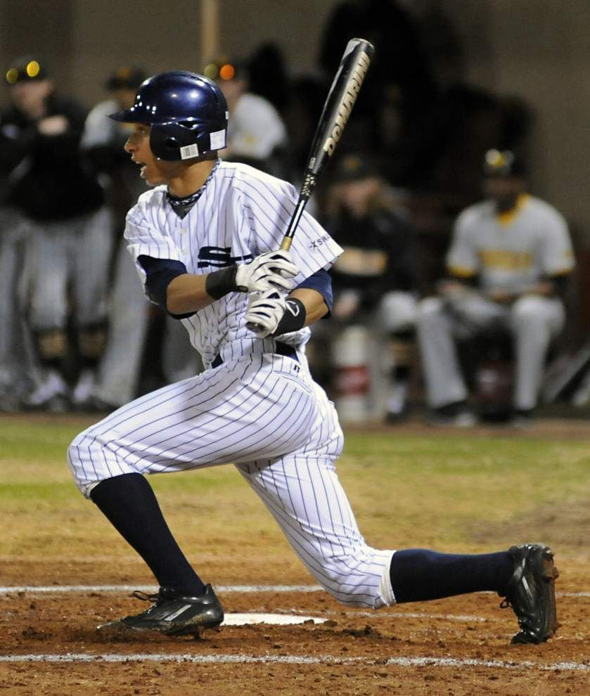 Southern falls 8-2 to Prairie View in SWAC baseball opener _lowres