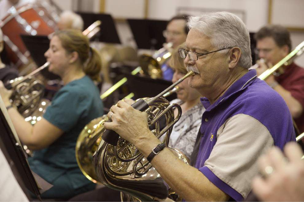Baton Rouge Concert Band fall performance set for Sunday _lowres