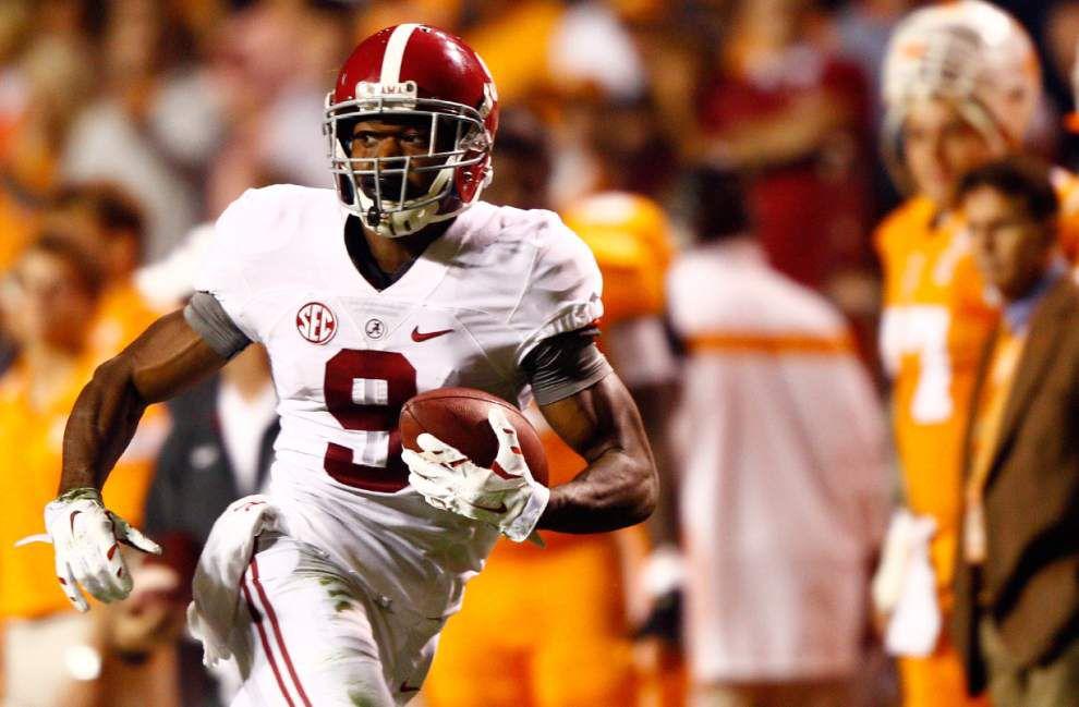Alabama at LSU: Key matchups _lowres