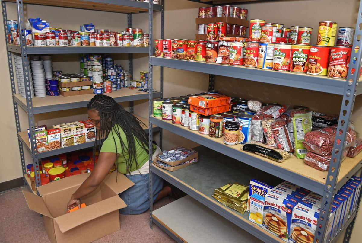 The Greater Baton Rouge Food Bank