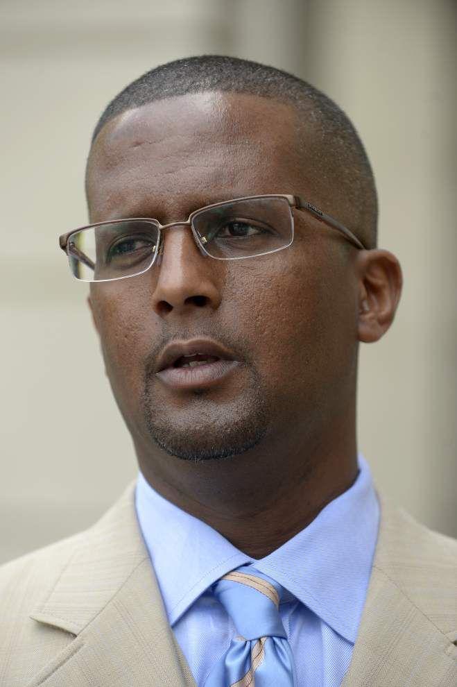 BRPD target of suit over suspect's in-custody death _lowres