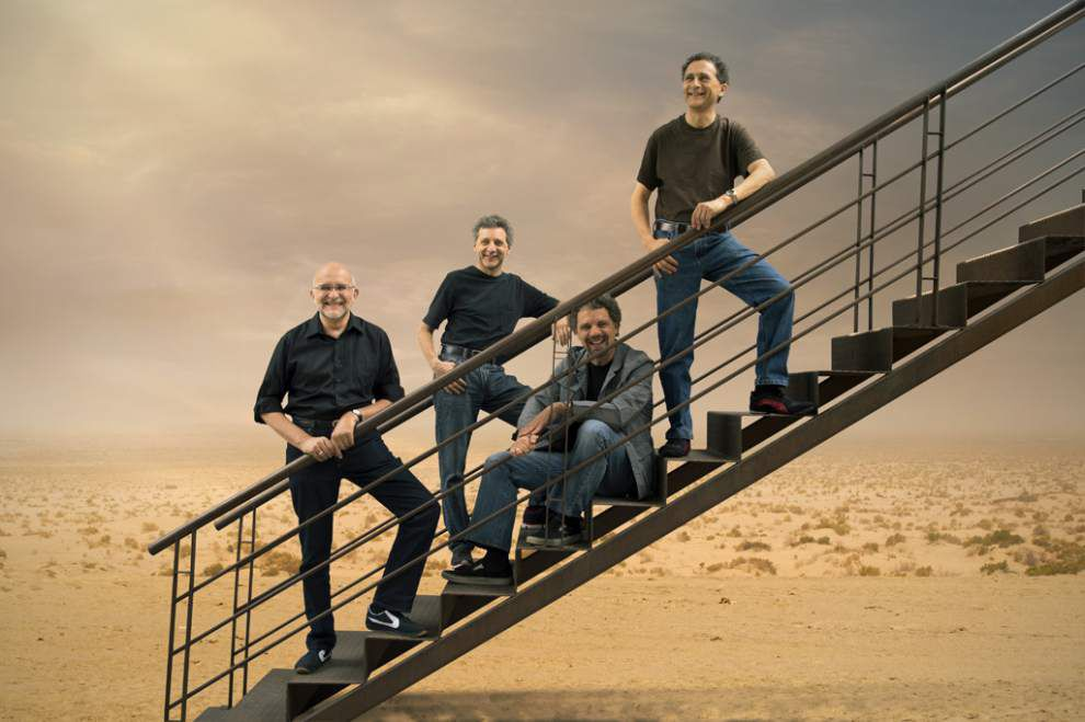 Cuarteto Latinoamericano quartet to perform at LSU _lowres