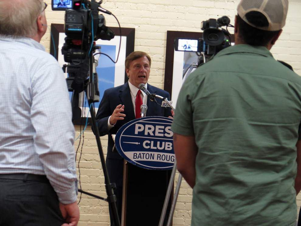 Louisiana congressman John Fleming: Voters frustrated by both Republicans and Democrats' leadership _lowres