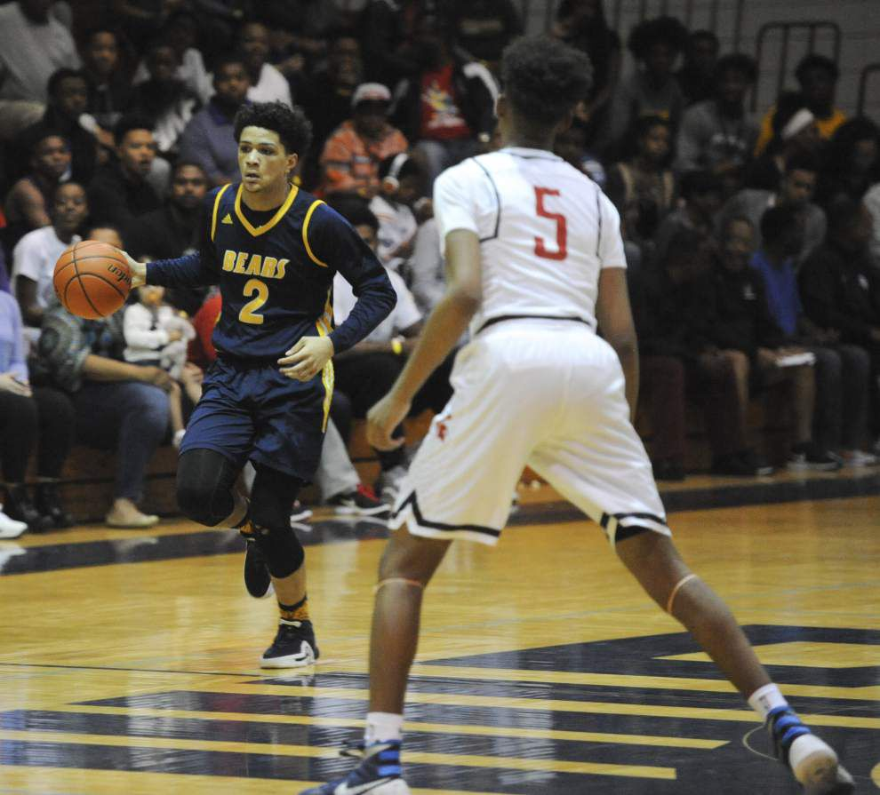 Hot Carencro taking on St. Thomas More in District 4-4A showdown _lowres