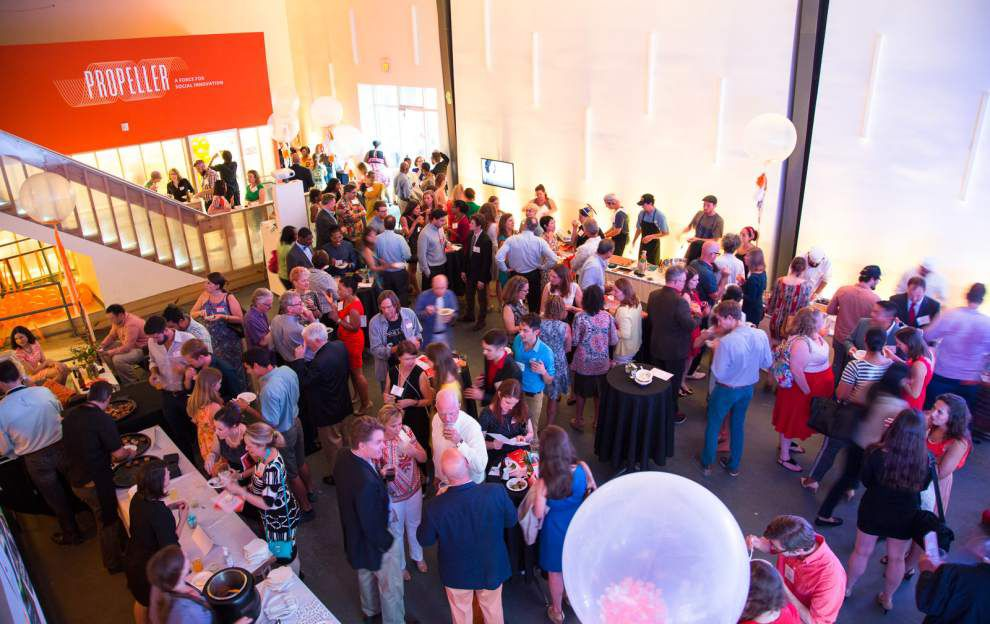 At Propeller Pop, a dozen pop-ups gather under one roof for a sampling of New Orleans' emerging food scene _lowres