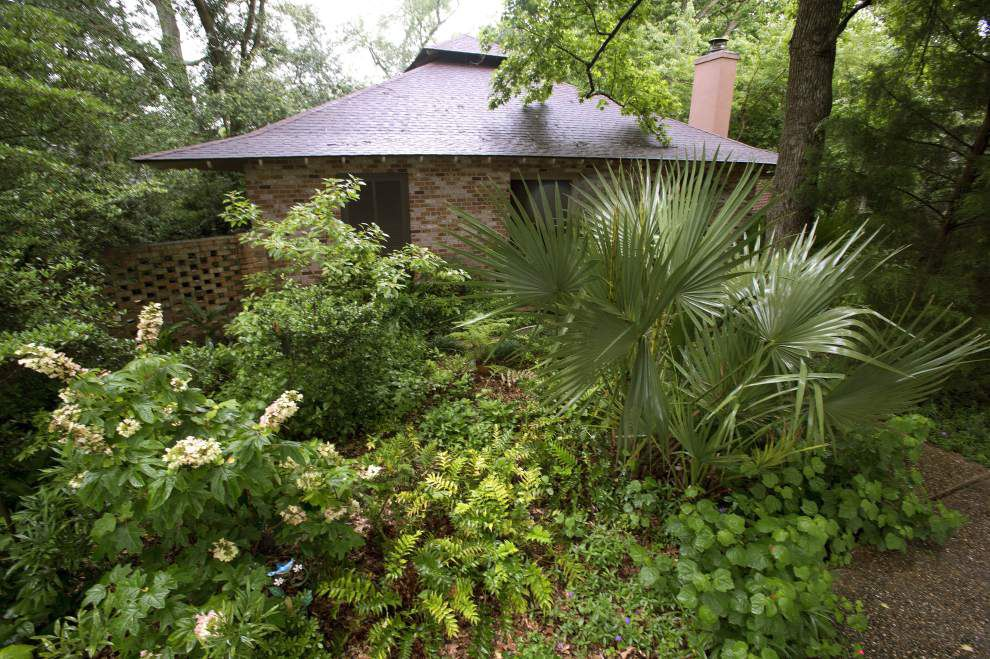 The Lush Life: Baton Rouge resident's garden draws birds, bees and butterflies _lowres