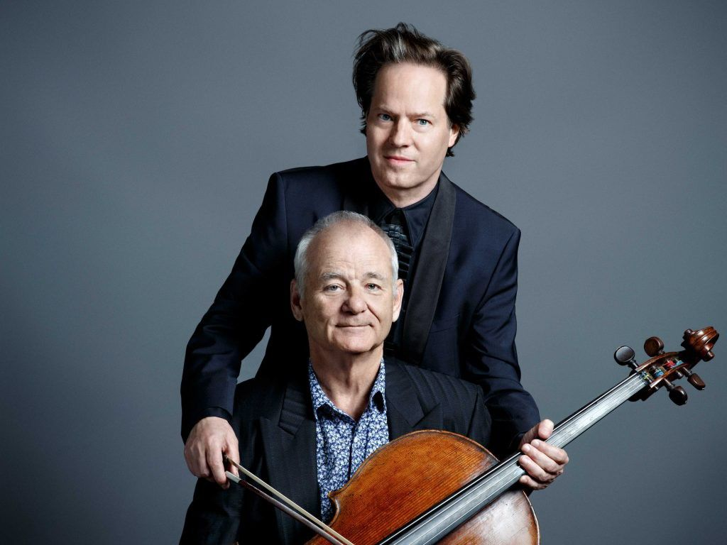 Bill Murray And Jan Vogler To Perform At The Mahalia Jackson Theater