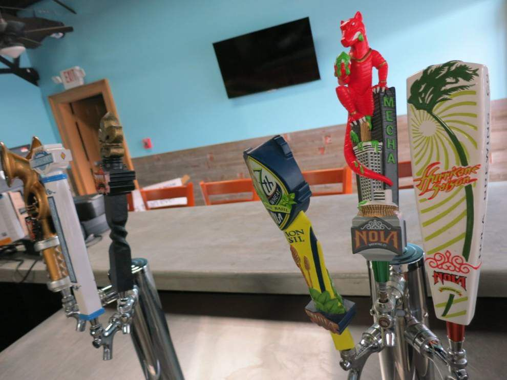 What's Cooking: Barbecue, beer and potential on tap at NOLA Brewing _lowres