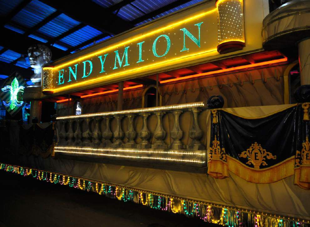 Arthur Hardy: At least 2 krewes to 'salute' Tom Benson with floats; Endymion to roll out float with 30 LED panels, 3 video screens _lowres