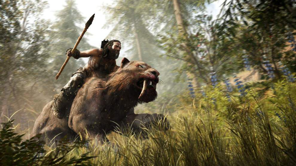Review: 'Far Cry Primal' a blast from the distant past _lowres