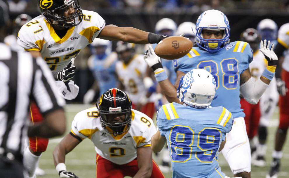 Southern, Grambling focus on little things during open date ahead of Bayou Classic _lowres