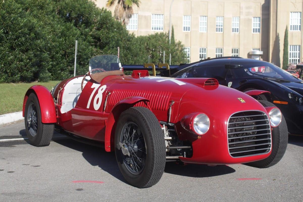 World\'s oldest Ferrari leads 100-mile rally through New Orleans ...